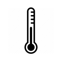 Thermometer Icon Min